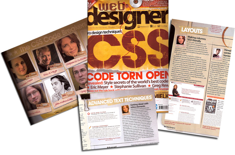 Web Designer Magazine: Issue 156